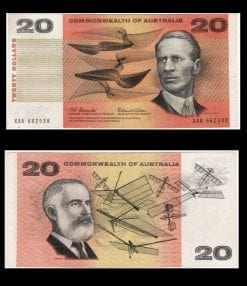 20 Dollars - Decimal Paper Archives - The Right Note