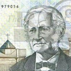 100 Dollars - Decimal Paper