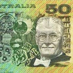 50 Dollars - Decimal Paper