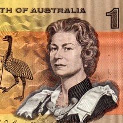 One Dollar - Decimal Paper