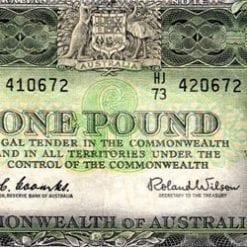 Pre-Decimal Error Banknotes
