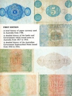 Australian Bank of Issue Circa 1982