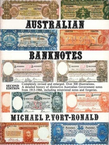 AUSTRALIAN BANKNOTES SECOND EDITION