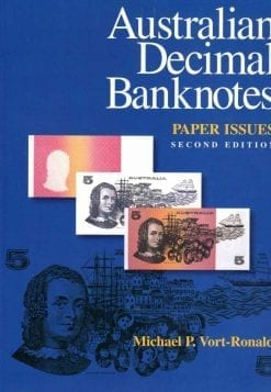 Australian Decimal Banknotes paper issue
