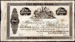 ROYAL BANK BOYDS One Pound 1848