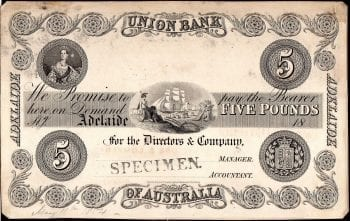 The Union Bank of Australasia