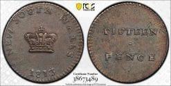 NSW Fifteen Pence 1813