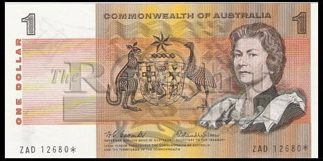 Australian One Dollar Value?