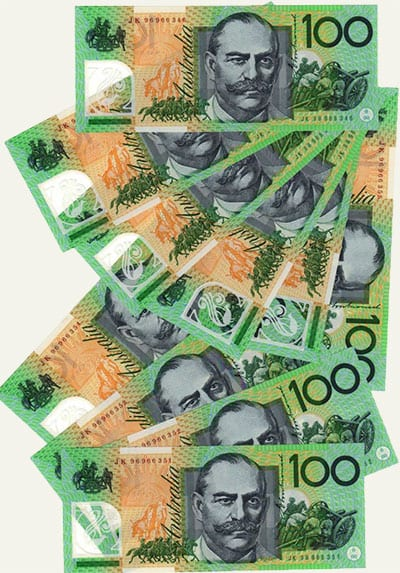 Australia to recall polymer 100 dollar note