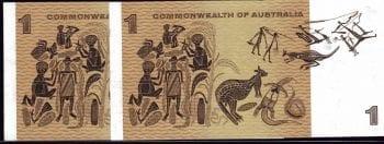 one dollar decimal star coombs wilson 1966 pair 2