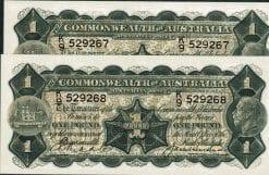 One Pound Riddle Heathershaw R026 1928
