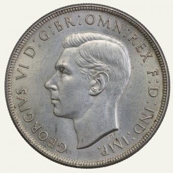 Australian 1938 Crown 2