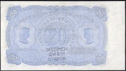 AJSB 1884 20 POUND REVERSE