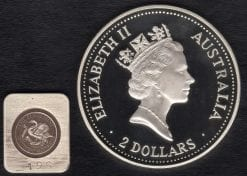 Two Dollar Proof Coin 1993