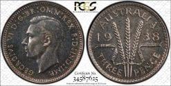 34587625 Three Pence 1938