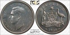 34587627 Sixpence 1938