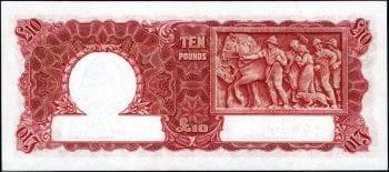 Ten Pound Armitage McFarlande R059 1941 Rev
