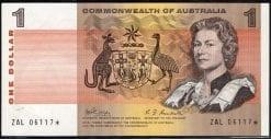 One Dollar Phillips Randall Decimal Star