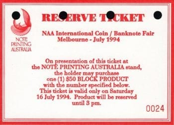 reserve ticket 0024