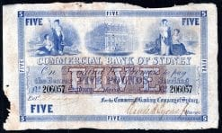 CODE IP FIVE POUND CBC GENERAL ISSUE