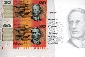 1993 Twenty Dollar Fraser Cole U09d Pair