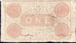 1904 Australian one pound Bank NSW