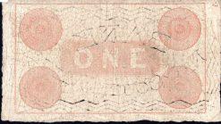 1904 Australian one pound Bank NSW