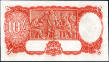 1936 Ten Shillings Riddle Sheehan R011 2