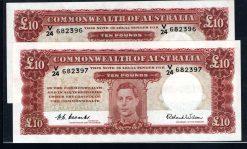 Ten Pound R61 V24 682396-97OBVERSE
