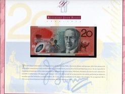 First Last Twenty Dollar Polymer Obverse 1994