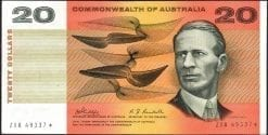 R403s Australian Paper Star Note