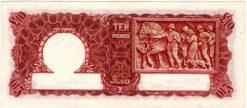 Reverse Commonwealth 10 pound